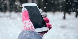 باتری گوشی در هوای سرد,اخبار دیجیتال,خبرهای دیجیتال,موبایل و تبلت