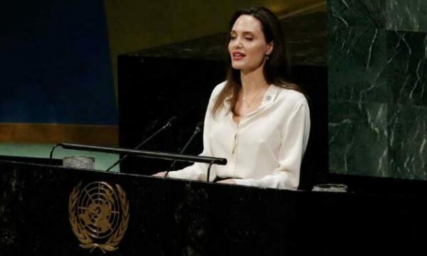 آنجلینا جولی,اخبار سیاسی,خبرهای سیاسی,اخبار بین الملل