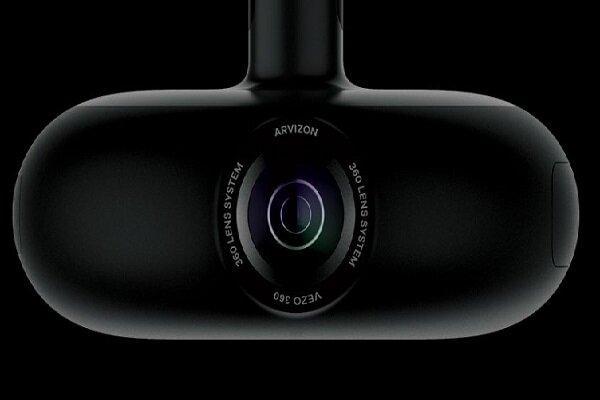 دوربین هوشمند 360 درجه,اخبار دیجیتال,خبرهای دیجیتال,گجت