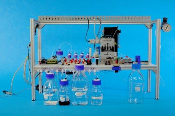 دستگاهی برای ذخیره سازی اطلاعات در قالب DNA,اخبار علمی,خبرهای علمی,اختراعات و پژوهش