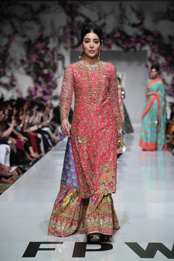 هفته مد کراچی,اخبار هنرمندان,خبرهای هنرمندان,اخبار بازیگران
