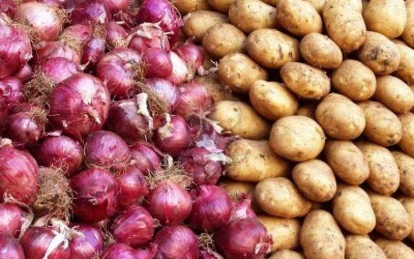 ممنوعیت صادرات پیاز و سیب زمینی,اخبار اقتصادی,خبرهای اقتصادی,صنعت و معدن