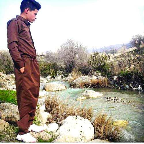 نوجوان کرمانشاهی,اخبار حوادث,خبرهای حوادث,حوادث طبیعی