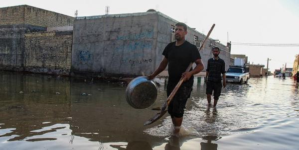 طرح هلال احمر عربستان و امارات برای کمک به سیل زدگان ایران/ کمک ۱۰۰ هزار یورویی پاپ