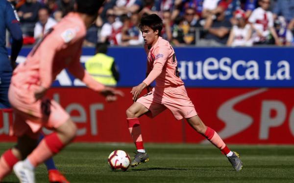 دیدار بارسلونا و اوئسکا,اخبار فوتبال,خبرهای فوتبال,اخبار فوتبال جهان
