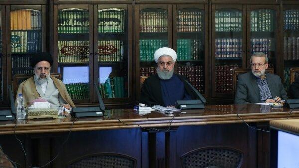 روحانی: همکاری سه قوه برای کمک به آسیبدیدگان سیل اخیر در کشور ضروری است