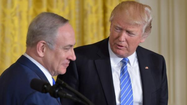 دونالد ترامپ و بنیامین نتانیاهو,اخبار سیاسی,خبرهای سیاسی,خاورمیانه