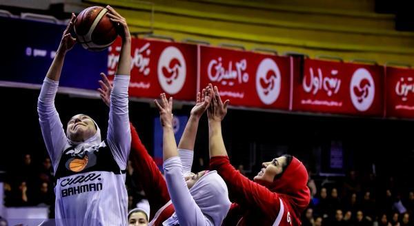 رقابت بسکتبال بانوان در باشگاه های غرب آسیا,اخبار ورزشی,خبرهای ورزشی,ورزش بانوان