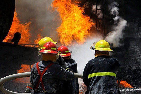 آتشسوزی کارخانه تولید دارو در چین,کار و کارگر,اخبار کار و کارگر,حوادث کار