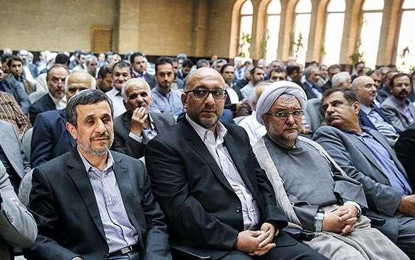 عباس امیریفر و احمدی نژاد,اخبار سیاسی,خبرهای سیاسی,اخبار سیاسی ایران