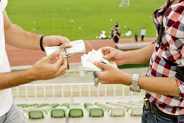 قمار در یک بازی لیگ برتر,اخبار فوتبال,خبرهای فوتبال,حواشی فوتبال