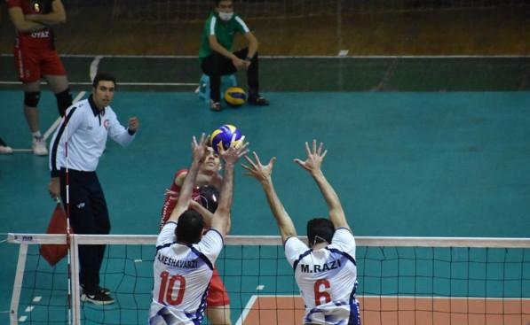 والیبال جام باشگاه های آسیا,اخبار ورزشی,خبرهای ورزشی,والیبال و بسکتبال
