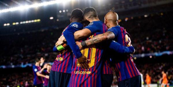 تیم فوتبال بارسلونا,اخبار فوتبال,خبرهای فوتبال,اخبار فوتبال جهان