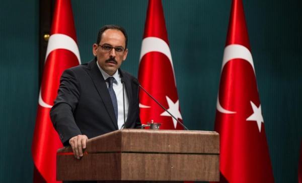 ابراهیم کالن,اخبار سیاسی,خبرهای سیاسی,سیاست خارجی