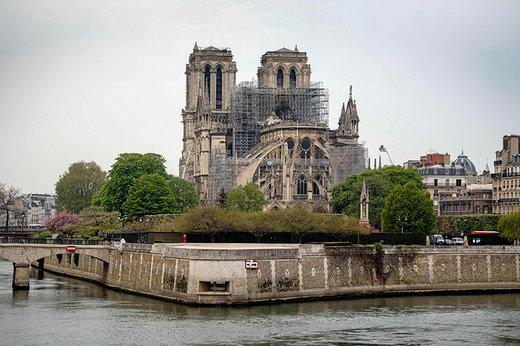 کلیسا نوتردام پاریس,اخبار فرهنگی,خبرهای فرهنگی,میراث فرهنگی