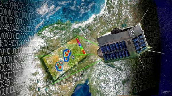 ردیابی گازهای گلخانهای با ماهواره,اخبار علمی,خبرهای علمی,نجوم و فضا