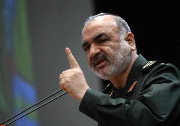 سردار حسین سلامی فرمانده کل سپاه شد