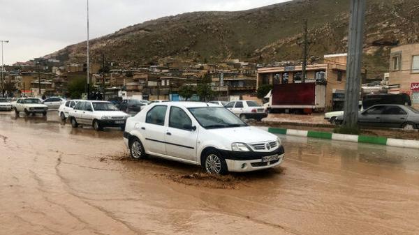 سیل شیراز,اخبار اجتماعی,خبرهای اجتماعی,شهر و روستا
