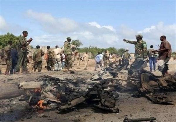 انفجار خودروی بمبگذاری شده در سومالی,اخبار سیاسی,خبرهای سیاسی,اخبار بین الملل