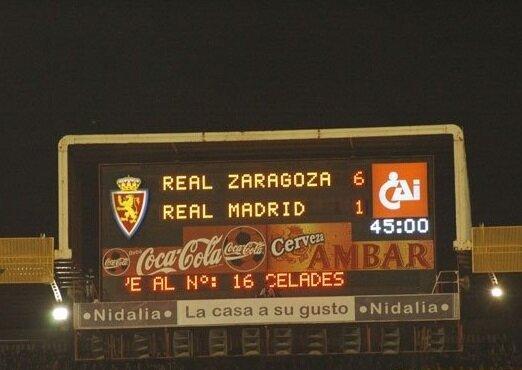 دیدار رئال مادرید و رئال ساراگوسا,اخبار فوتبال,خبرهای فوتبال,نوستالژی