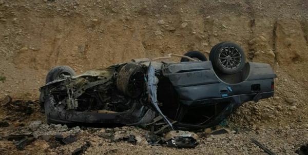 ۲ کشته و ۵ زخمی در پی تصادف دو دستگاه پژو در استان ایلام