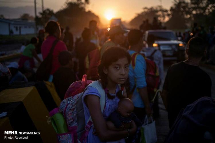 تصاویر مهاجران,عکس هایی از بحران مهاجرت,تصاویر شرایط مهاجرت کردن
