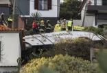 واژگونی اتوبوس در پرتغال,اخبار حوادث,خبرهای حوادث,حوادث