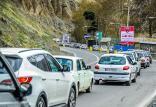 یکطرفه شدن جاده چالوس,اخبار اجتماعی,خبرهای اجتماعی,وضعیت ترافیک و آب و هوا