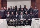 دوره مشترک UEFA و AFC,اخبار فوتبال,خبرهای فوتبال,فوتبال ملی