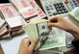 قیمت نرخ دلار و یورو