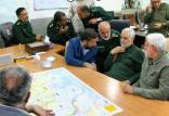 حضور سردار سلیمانی در جلسه مدیریت بحران,اخبار سیاسی,خبرهای سیاسی,دفاع و امنیت