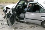 تصادف خونین در محور زاهدان - خاش,اخبار حوادث,خبرهای حوادث,حوادث
