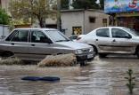 وضعیت آب و هوای گلستان,اخبار اجتماعی,خبرهای اجتماعی,وضعیت ترافیک و آب و هوا