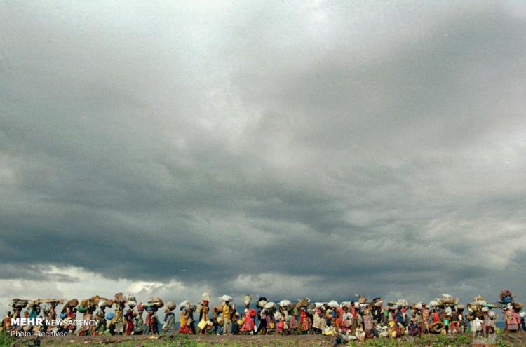 عکس های سالگرد کشتار رواندا,تصاویر نسل کشی رواندا,عکسهای قتل عام در توتس