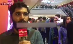 فیلم/ جشن امضای عادل فردوسیپور به نفع سیل زدگان