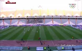 فیلم/ خلاصه دیدار تیم فوتبال امید ایران 3-1 امید ترکمنستان (مقدماتی المپیک 2020)