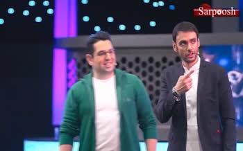 فیلم/ حضور غیرمنتظره رضا عنایتی در برنامه ستاره ساز