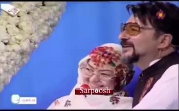 ویدئو/ همخوانیِ عاشقانه امیرحسین صدیق در تلویزیون
