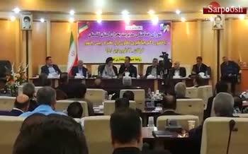 فیلم/ انتقاد صریح جهانگیری از غیبت استاندار گلستان در هنگام بحران