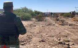 تصاویر سقوط هواپیمای مسافربری در مکزیک, عکس های سقوط هواپیمای مسافربری,تصاویرسقوط هواپیمای مسافربری