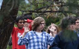 تصاویر تیراندازی در مدرسهای در کلرادو,عکس های مدرسهای در کلرادو,تصاویر تیراندازی در آمریکا