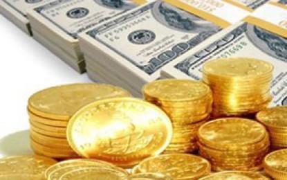 قیمت سکه و طلا در بازار ( یکشنبه 98/02/22)