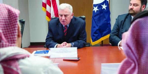 سفیر ایالات متحده آمریکا در عربستان,اخبار سیاسی,خبرهای سیاسی,سیاست خارجی