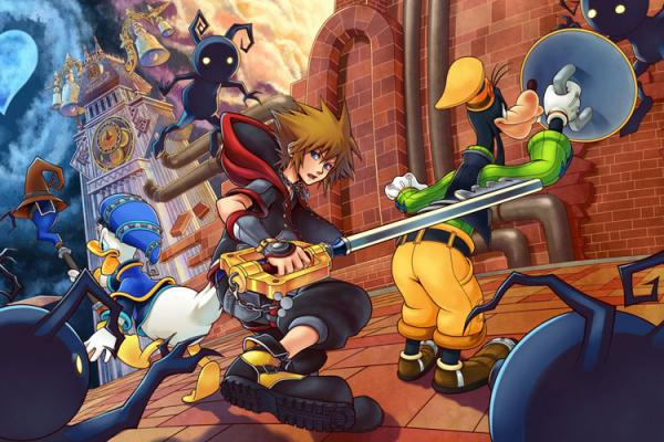 آپدیت جدید Kingdom Hearts 3 درجه سختی تازهای به بازی اضافه میکند