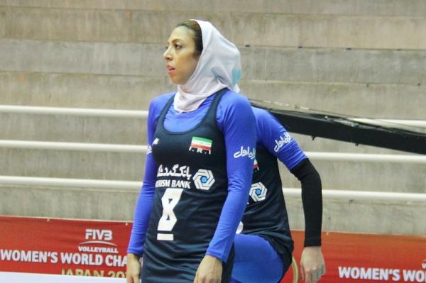 مهسا صابری,اخبار ورزشی,خبرهای ورزشی,ورزش بانوان