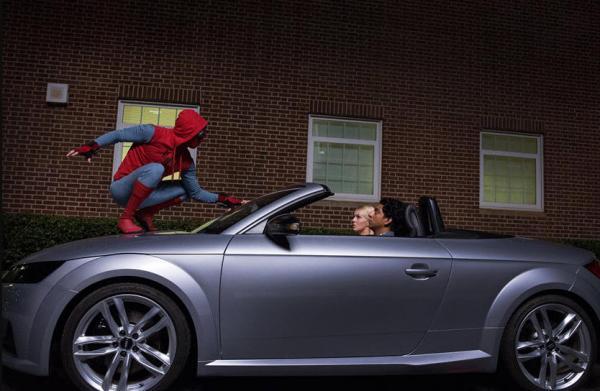 خودروهای جهان سینمایی مارول,اخبار خودرو,خبرهای خودرو,مقایسه خودرو