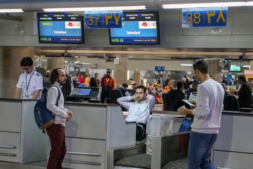 مسافران ایرانی ترکیه
