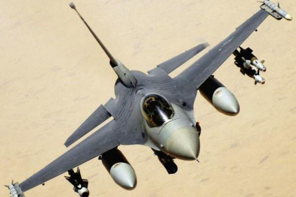 سقوط جنگنده اف ۱۶,اخبار حوادث,خبرهای حوادث,حوادث