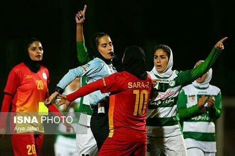 دیدار تیم ذوب آهن اصفهان و شهرداری سیرجان,اخبار ورزشی,خبرهای ورزشی,ورزش بانوان