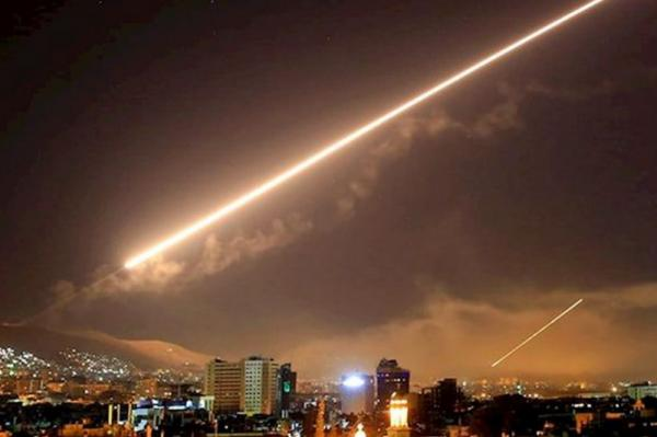 دفع تجاوز هوایی به دمشق,اخبار سیاسی,خبرهای سیاسی,خاورمیانه
